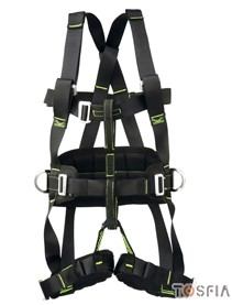 Full Body High Altitute Working Rescue Safety Belt