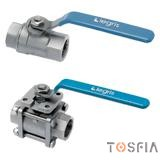 Stainless Steel Ball Valves 4810